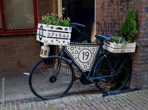 In de dag Fiets Bike