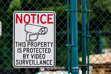 Notice Private Property Video ...