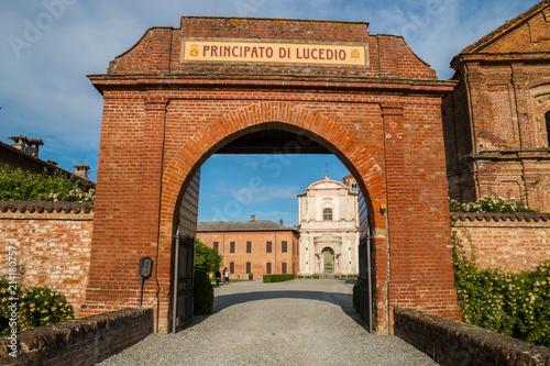 Photo Abbazia di Lucedio, Trino, Vercelli, Piemonte, Italia