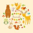 動物イラストセット(2)