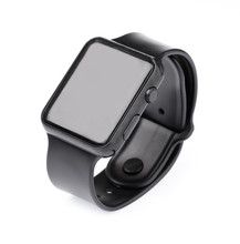 Black Smart Watch Isolated On ...