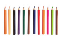 Color Pencils Set, Row Wooden ...