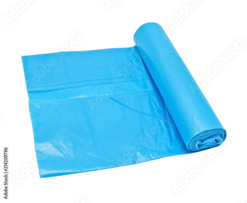 Fototapeta  roll packages for garbage