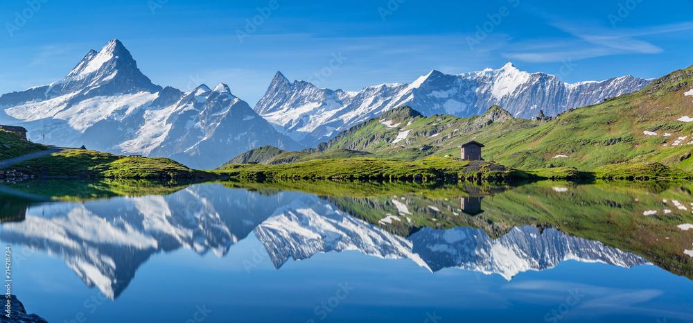 Fototapeta lac bachalp