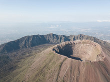 Aerial View Of Beautiful Mount...