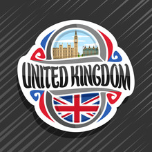 Vector Logo For United Kingdom...