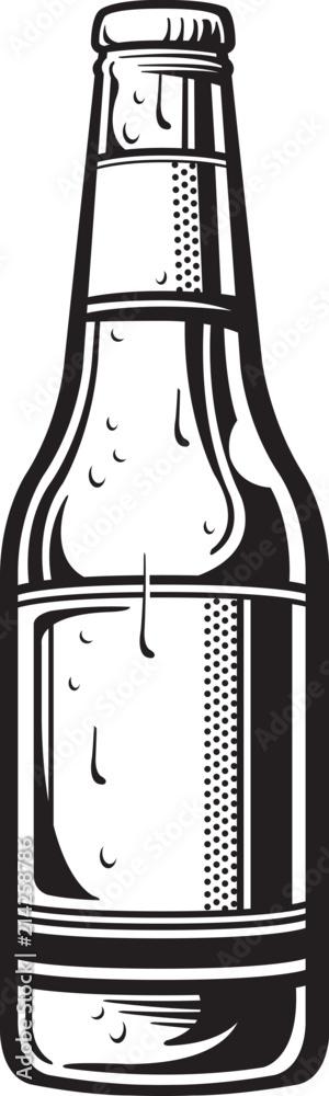 Fototapeta Beer bottle