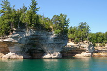 Pictured Rocks National Lakesh...