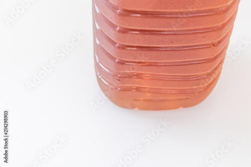 Fotografie, Obraz  ペットボトルに入ったお茶