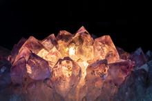 A Beautiful Amethyst Crystal L...