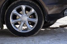 Mag Wheel Car Wheels White Acc...