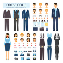 Dress Code For Business People...