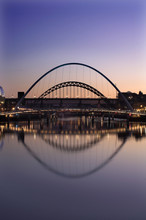 Tyne Bridges, Quayside & Baltic, Newcastle Upon Tyne, UK