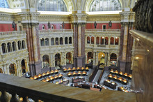 Library Of Congress, Washingto...