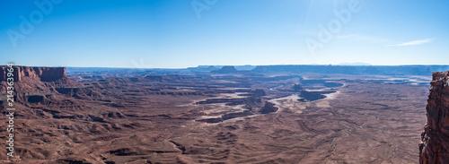 Foto op Aluminium Cappuccino canyonlands