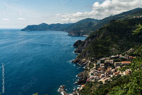 In de dag Canarische Eilanden riomaggiore 5 terre italy unesco dream destination