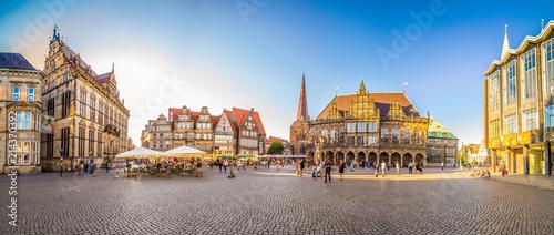 Foto auf Leinwand Europäische Regionen Bremen - Germany