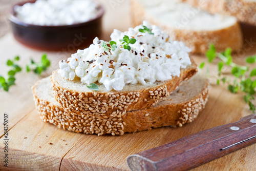 Cottage Cheese Appetizers