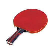 Table Tennis Racket In Vector.