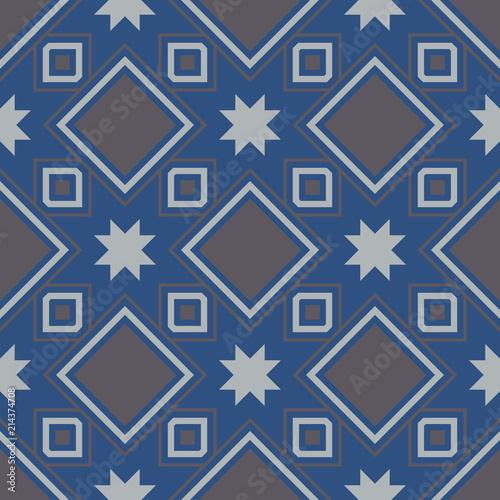 bezszwowe-niebieskie-tlo-z-geometrycznymi-wzorami