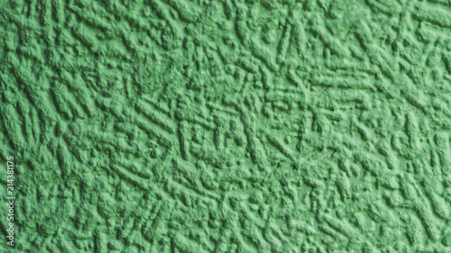 Wall Murals Forest Green wood texture. Green wood background. Closeup view of green wood texture and background. Abstract background and texture for designers.
