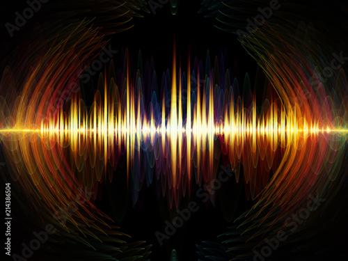 Fotografie, Obraz  Emergence of Oscillation