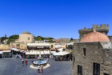 Rhodes Town, Rhodes, Greece - ...