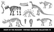 Vintage Prehistoric Dinosaur S...