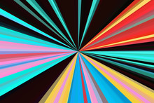 Hallucinogen Fluorescent Backg...
