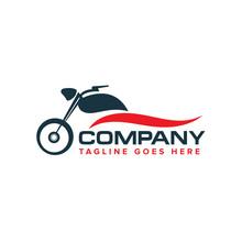 Auto Motorbikes Logo Design Ve...