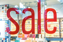 Sign Of Sale