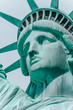 Freiheitsstatue - New York City, Close Up