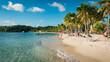 Strand auf Guadeloupe