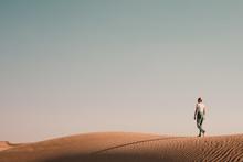 Wüste - Abu Dhabi