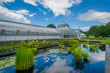 The Phipps Conservatory, In Pittsburgh, Pennsylvania.