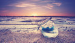 romantische Reisen zum Strand