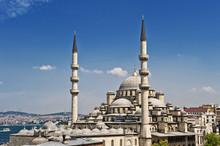 Neue Moschee, Yeni Cami, Istan...