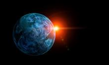 Mercury Planet. Mixed Media