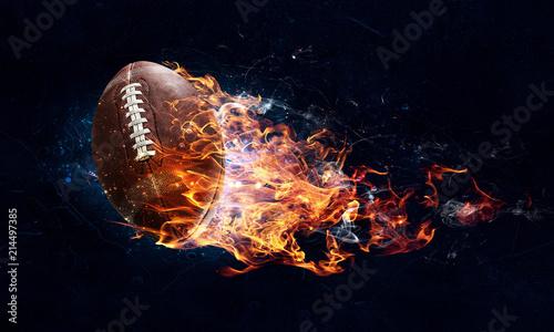 Fototapeta American football game obraz