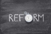 Reform Word Watch