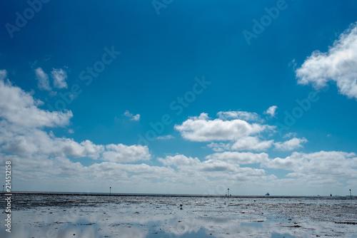 Keuken foto achterwand Noordzee simple