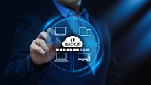 Backup Storage Data Internet T...