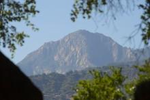 Santa Ynez Mountains 1
