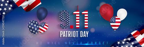 Fotografia  9/11 Patriot Day, September 11