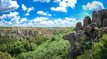 Landscape Of The Canyon Aktovo...