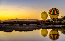Salton Sea Hot Air Balloon Ref...