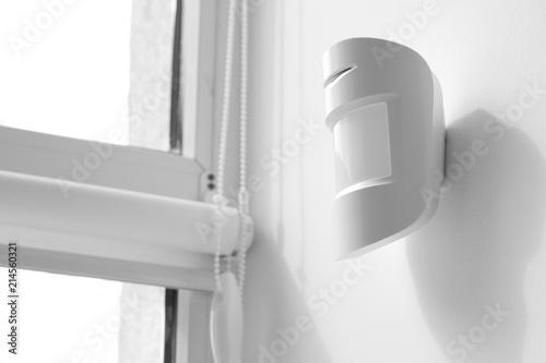 Fotografia Modern motion sensor indoors