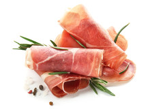 Tasty Prosciutto Slices With R...