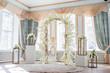 Luxurious vintage interior