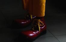 Red Clown Shoes, Shoes, Clown,...
